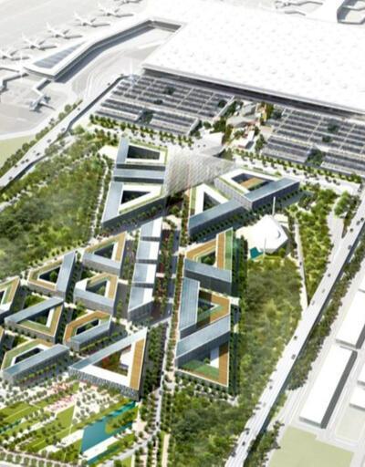 İstanbul'un 'Havalimanı Şehri' olacak - Yeni Havalimanı Yeni İstanbul 2
