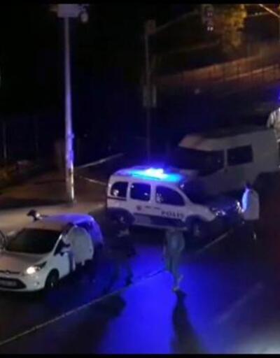 E-5'te giden araca silahlı saldırı