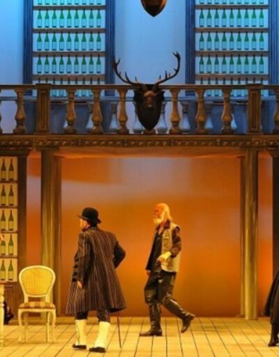 Falstaff Operası Süreyya Operası'nda sahnelenecek