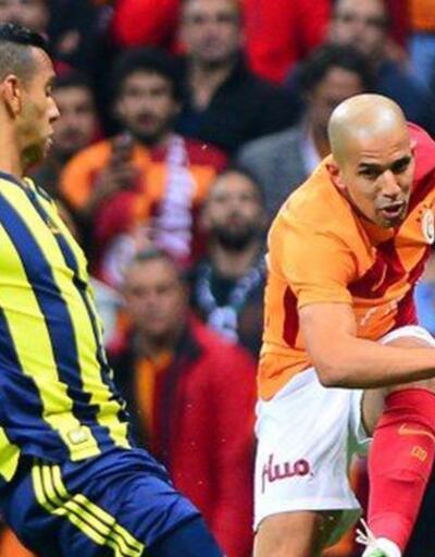 Galatasaray - Fenerbahçe derbilerinde gol sıkıntısı