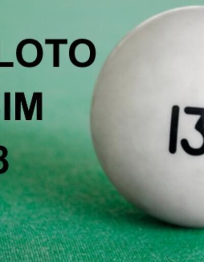 Süper Loto sonuçları 1 Kasım 2018   Milli Piyango Süper Loto sorgulama