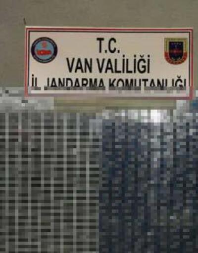 Van'da 23 bin paket kaçak sigara ele geçirildi