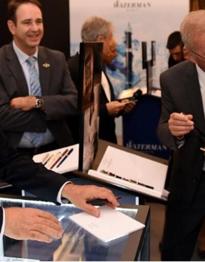 Dünya'nın ilk kalem festivali İstanbul'da gerçekleşti