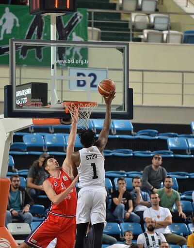Adatıp Sakarya Büyükşehir Belediye Basketbol 84 -  71 Bahçeşehir Koleji maç sonucu