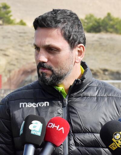 """Erol Bulut: """"Trabzonspor'u yenmek istiyoruz"""""""