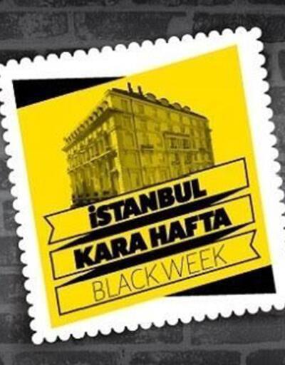 4. Kara Hafta İstanbul Festivali, 23 Kasım'da başlayacak