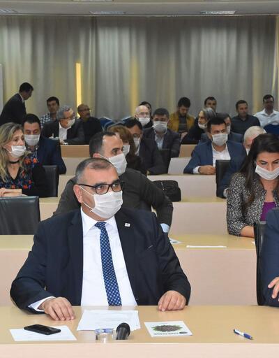 Çorlu'da lösemili çocuklara destek için maske taktılar