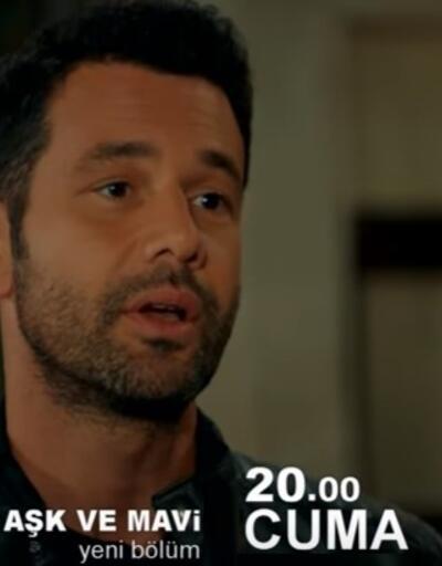 Aşk ve Mavi yeni bölüm fragmanı (9 Kasım 2018 77. bölüm)