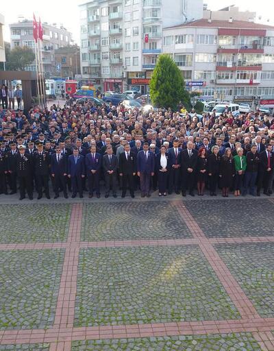 Sinop'ta, Atatürk anıldı