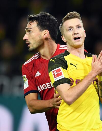 Dortmund 3-2 Bayern Münih / Maç Özeti