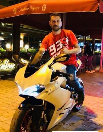 Arkadaşlarıyla tura çıkan motosikletli kazada öldü