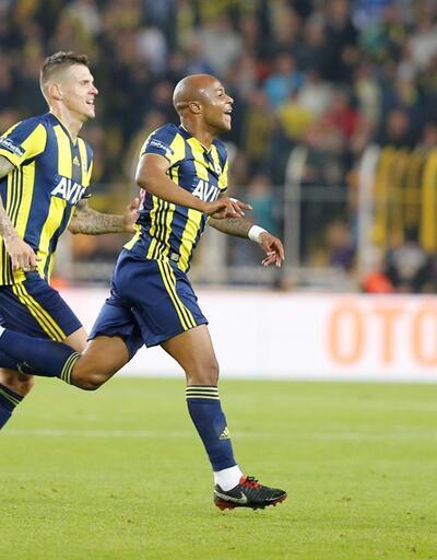 Fenerbahçe'den 6 maç sonra bir ilk