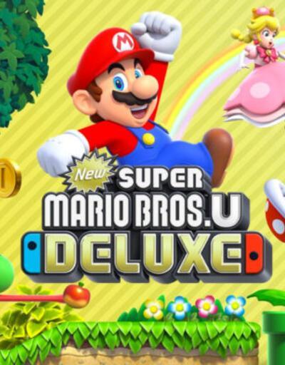 New Super Mario Bros. U Deluxe yeni özellikler ile geliyor!