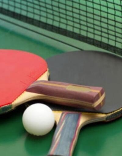 Masa tenisinde 8 galibiyet