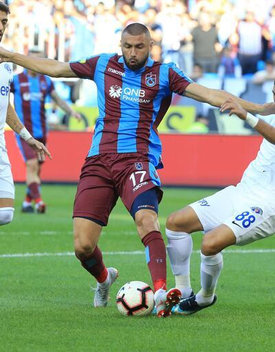 Trabzonspor, ligde en az kart gören ikinci takım