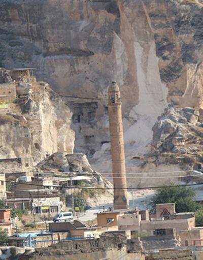 Hasankeyf'te 800 yıllık ticaret merkezi gün yüzüne çıkarıldı