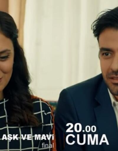 Aşk ve Mavi yeni bölüm fragmanı (16 Kasım 2018 78. bölüm)
