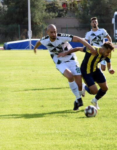 Tarsus İdman Yurdu - Konya Anadolu Selçukluspor : 0-2