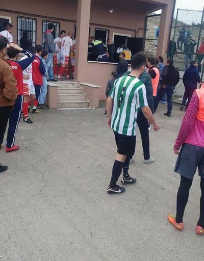 Maçta kalp krizi geçiren futbolcu hayatını kaybetti