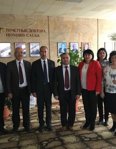 SCÜ ile Moldova Devlet Üniversitesi işbirliği yapacak