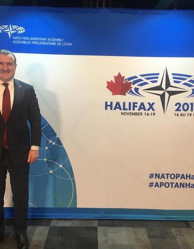 Osman Aşkın Bak'a NATO PA'da yeni görev