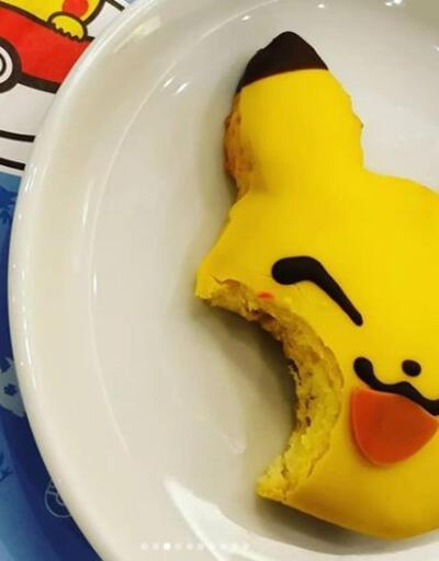 Bu kafede Pokemon yiyebilirsiniz!