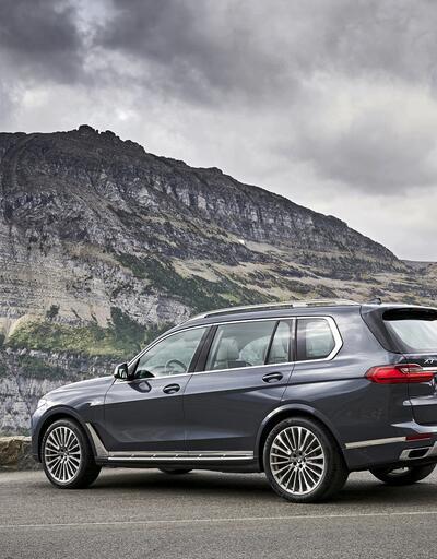 BMW X7 şubatta yollara çıkacak