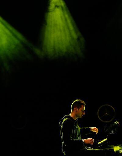 Dünyanın en hızlı piyanisti Peter Bence İzmir'de