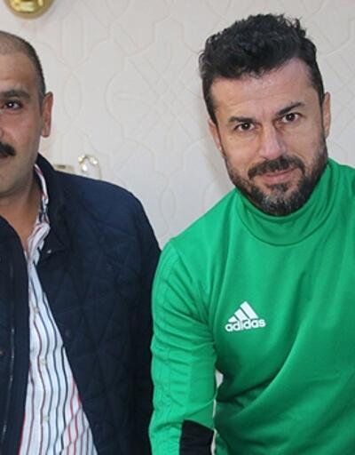 Ali Tandoğan Şanlıurfaspor'da