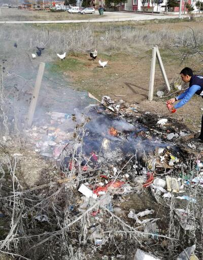 Kahramankazan'da çevre kirliliği denetimleri devam ediyor