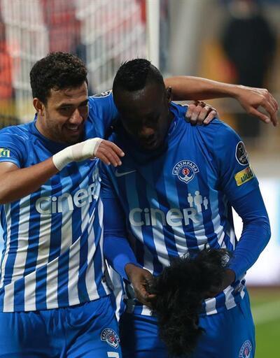 Mbaye Diagne, Fenerbahçe'den fazla gol attı