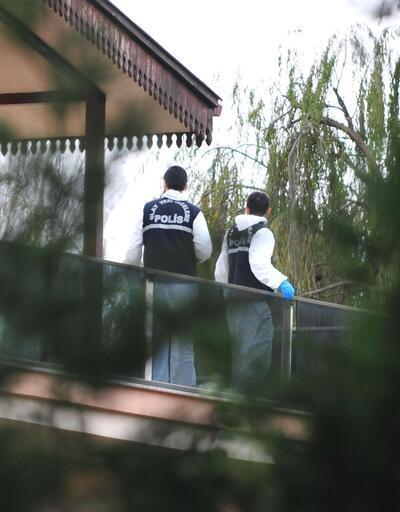 Yalova'daki villada Kaşıkçı cinayetiyle ilgili arama (2)