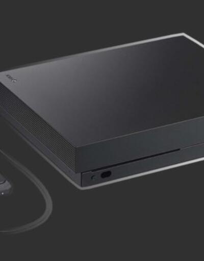 Xbox One X'a özel SSD