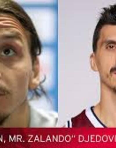 Ibrahimovic'e benzeyen eski Galatasaraylı isyan etti