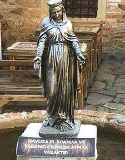 Şirince'deki Aziz John Baptist Kilisesi'ndeki işletmelerle ilgili flaş karar