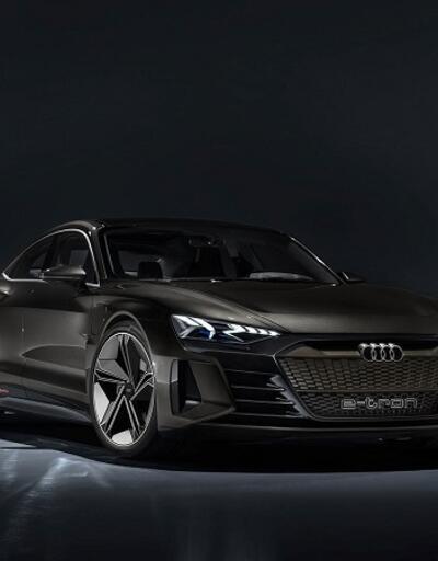 Audi'den 4 kapılı elektrikli coupe