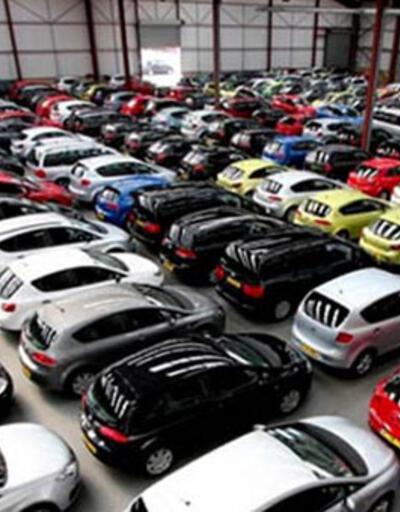 Araç satışları yüzde 34 azaldı