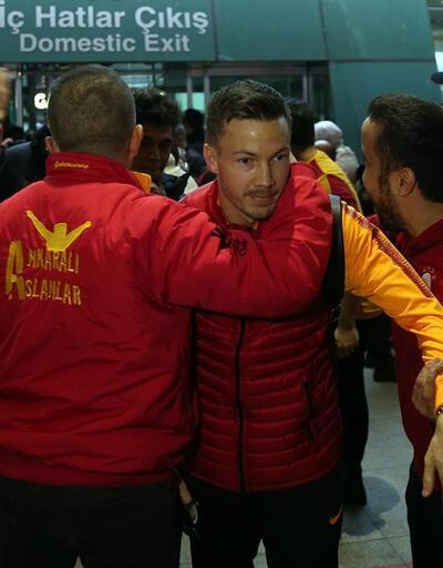Galatasaray'ın Keçiörengücü kadrosu