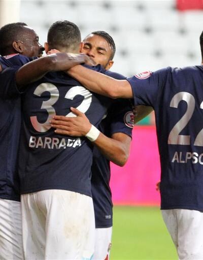 Antalyaspor 2-2 Darıca Gençlerbirliği / Maç Özeti