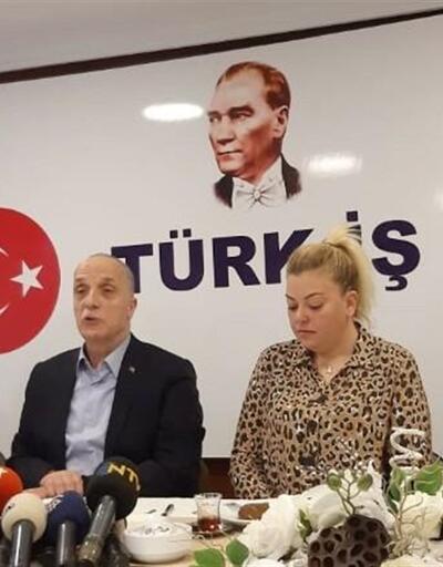 Türk-İş Başkanı Atalay: Evvela enflasyon oranlarını görelim