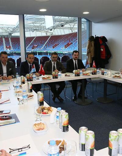 Trabzonspor yönetiminde bir ilk