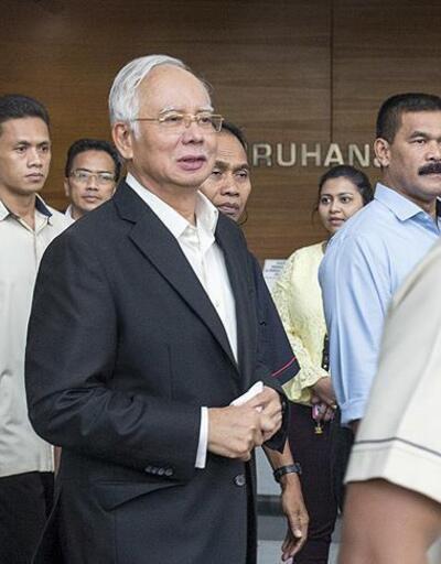 Eski Malezya Başbakanı Necip gözaltına alındı