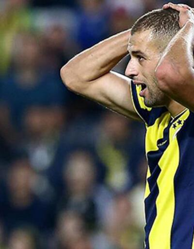 Slimani en kötü gol performansına ortak