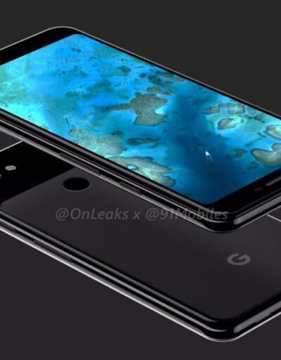 Pixel 3 ailesi bir kez daha görüntülendi