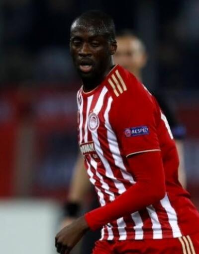 Yaya Toure'nin sözleşmesi feshedildi