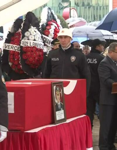 Şehit Emniyet Müdürü Altuğ Verdi için cenaze töreni düzenlendi