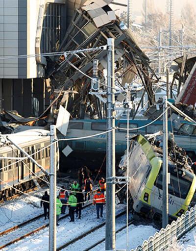 Son dakika... Ankara'da tren kazası