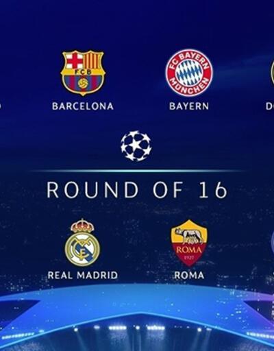 Şampiyonlar Ligi'nde kim kiminle eşleşebilir?