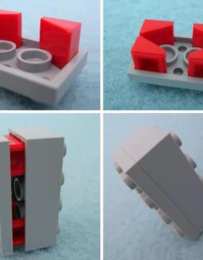 İşte yasadışı lego teknikleri