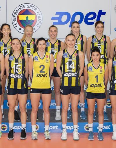Fenerbahçe Kadın Voleybol Takımı'na yeni sponsor